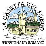 La casetta del borgo Logo